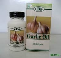 Garlic oil UBB - Dầu tỏi
